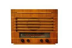 Vieille radio Photos libres de droits