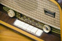 Vieille radio photo libre de droits