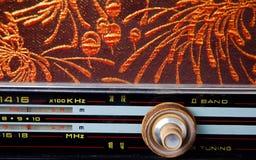Vieille radio Photographie stock