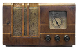 Vieille radio Images stock
