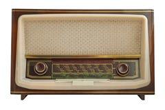 Vieille radio Photographie stock libre de droits