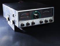 Vieille radio bi-directionnelle Photos stock