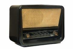 Vieille radio de cru Image stock