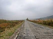 Vieille route Images libres de droits
