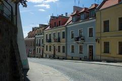 Vieille rue image stock