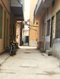 Vieille rue image libre de droits