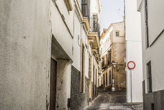 Vieille rue images stock