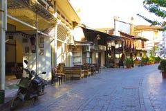 Vieille rue turque photos libres de droits