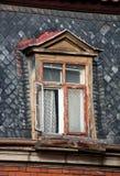 Vieille série de ville Image libre de droits