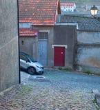 Vieille scène de ville de Porto portugal Images stock