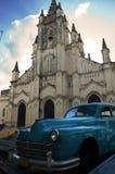 Vieille splendeur de La Havane photographie stock libre de droits