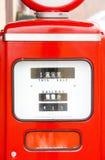 Vieille station-service Image libre de droits