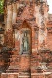 Vieille statue de Bouddha Photos libres de droits