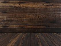 Vieille surface en bois Images libres de droits
