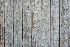 Vieille surface en bois avec des noeuds, des fissures et des textures toned image stock