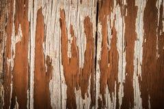 Vieille surface en bois de fond de texture Vue supérieure de texture de surface en bois de table Images libres de droits