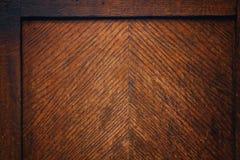 Vieille surface en bois de vintage, ton foncé Images stock