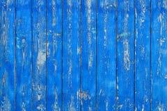 Vieille surface en bois peinte Images stock