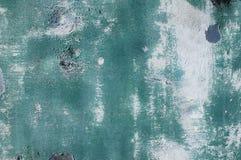 Vieille surface grunge peinte superficielle par les agents de feuillard photos stock