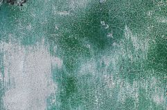 Vieille surface grunge peinte superficielle par les agents de feuillard photos libres de droits
