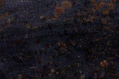 Vieille surface métallique sale pour le fond images libres de droits