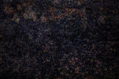 Vieille surface métallique sale pour le fond toned photos libres de droits