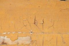 Vieille surface peinte Images libres de droits