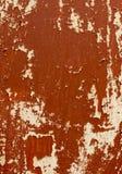 Vieille surface peinte Photo stock