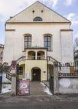 Vieille synagogue Isaaka image stock