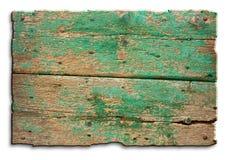 Vieille tablette en bois Photos libres de droits