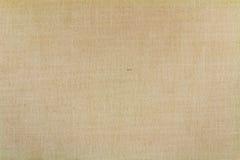 Vieille texture beige de textile avec des usures abrégez le fond Photos libres de droits