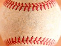 Vieille texture de fond de base-ball d'article de sport photographie stock libre de droits