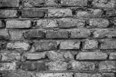 Vieille texture de fond de configuration de brique Images libres de droits