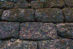 Vieille texture de granit de rouille Photos libres de droits