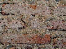 Vieille texture de mur de briques Image stock