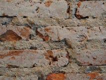 Vieille texture de mur de briques Image libre de droits
