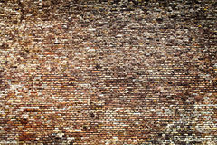 Vieille texture de mur de briques Photo stock