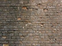 Vieille texture de mur de briques de fond cru Image stock