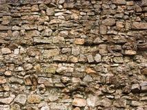 Vieille texture de mur de briques de fond cru Photographie stock