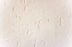 Vieille texture de mur de ciment blanc pour le fond de vintage Images libres de droits
