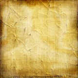 Vieille texture de papier Photo libre de droits