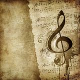 Vieille texture de papier Photos stock