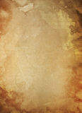 Vieille texture de papier Image libre de droits