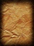 Vieille texture de papier. Images libres de droits