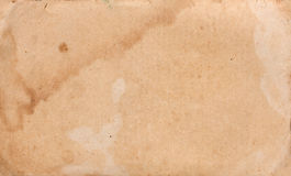 Vieille texture de papier Photos stock
