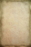 Vieille texture de papier avec le bord foncé Photographie stock libre de droits