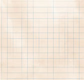 Vieille texture de papier de cru Photos stock