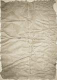 Vieille texture de papier de fond images libres de droits
