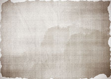 Vieille texture de papier de fond photo libre de droits