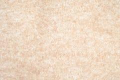 Vieille texture de papier fabriquée à la main Image libre de droits